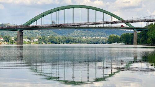 West Virginia governor approves award for I-70 bridges project in