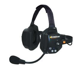 ComSTAR Full Duplex Headsets