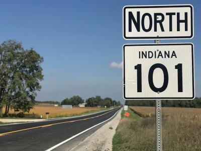 S.R. 101 Allen County Indiana