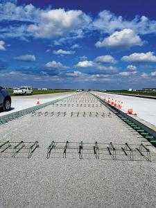 Critical taxiway at Indianapolis Airport undergoes major rehabilitation