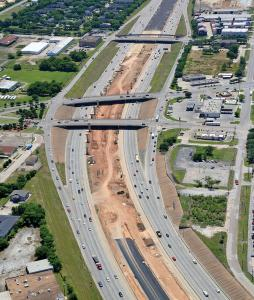 SH 288 Toll Lanes Project