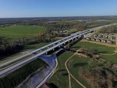 Springdale Northern Bypass (Future Highway 412)