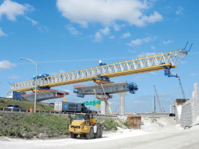 S.R. 826/836 Interchange in Miami-Dade County, Fla.