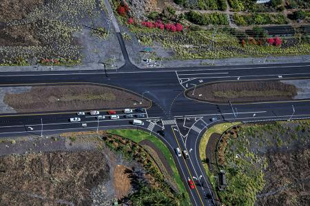 Queen Kaahumanu Highway Widening