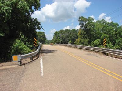 A new bridge approach slab design and performance measures in Louisiana