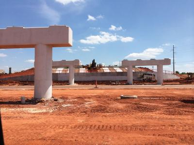 Large church, huge operation made SH 74 challenging