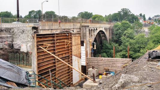 Scranton, Pa., decides to replace historic bridge