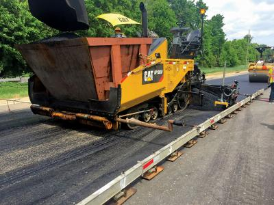 Tennessee road project