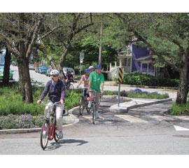 Ballard Greenways group is one of more than 20 local grassroots groups that have sprung up in the past three years under the umbrella of Seattle Neighborhood Greenways.