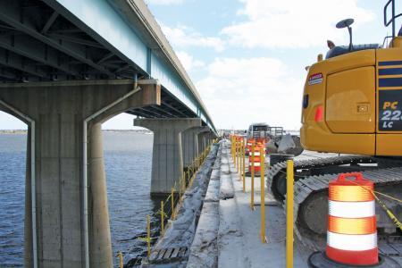NJDOT strengthens evacuation routes near the shore