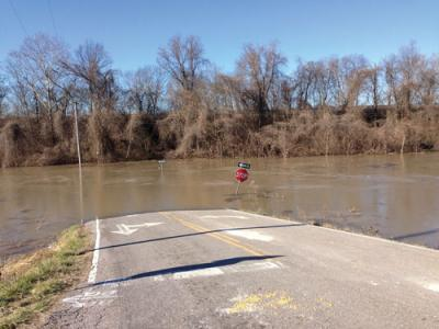Illinois uses forward thinking to deal with winter flood