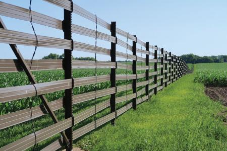 woven snow fence