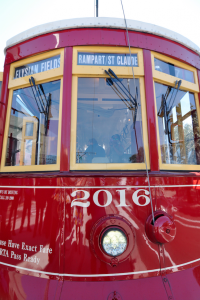 The past, present and future of streetcar development in New Orleans