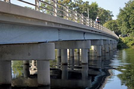 Stearns Bayou Bridge