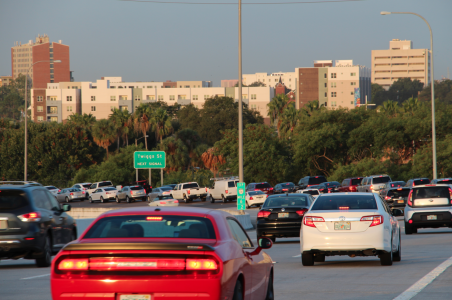 Tampa toll road now part of the connected-vehicle movement