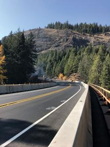 Wildcat Creek Bridge Cascade Mountains