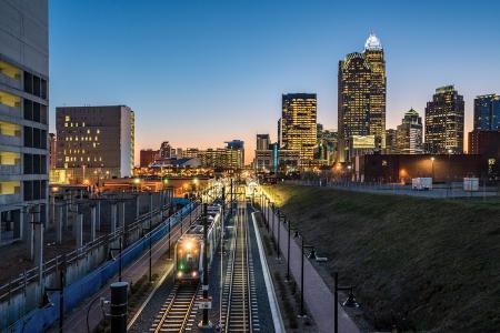 Charlotte Blue Line extension