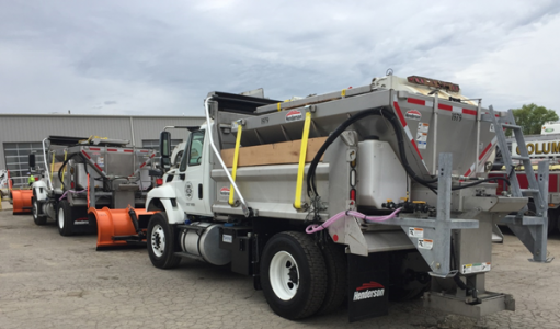 City in Missouri works to protect environment during winter maintenance operations