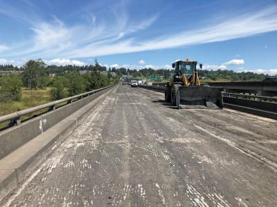 Because of its size and complexity, the U.S. 2/I-5 Interchange to Bickford Avenue project will serve as a model for future WSDOT pavement preservation initiatives.