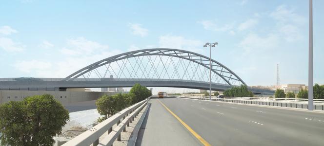 Bahrain bridge