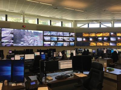 WSDOT traffic management centers