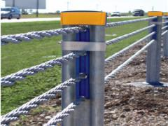 cable highway barrier