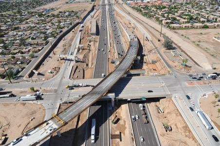 Phoenix Loop 202 South Mountain Freeway
