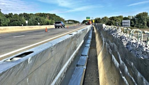 Hill & Smith steel barriers 1
