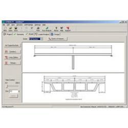 LEAP Bridge is powerful concrete bridge analysis and design software