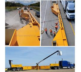 Mobile Barriers introduces new crane and bucket options for its MBT-1 barrier.