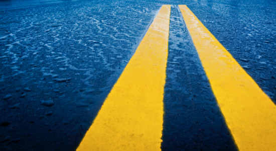 roadway flooding; flood-damaged roads