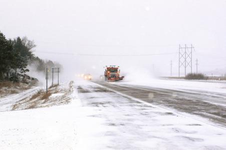 Minnesota DOT winter maintenance