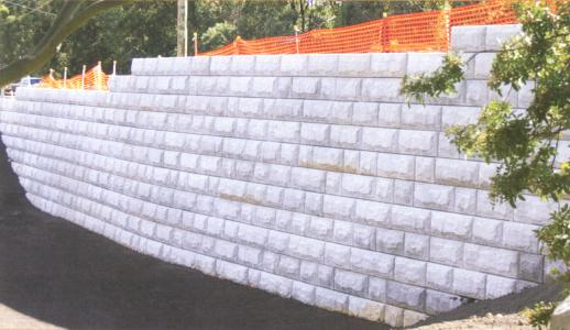 Stone Strong Systems retaining walls