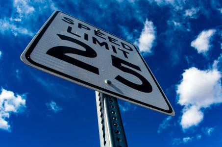 reduced speed limit; urban mobility; traffic safety; pedestrian safety