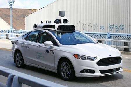 """Authorities are investigating the ride-hailing company's use of """"greyballing"""" software"""