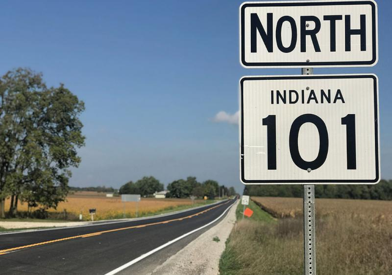 S.R. 101 Allen County, Ind.