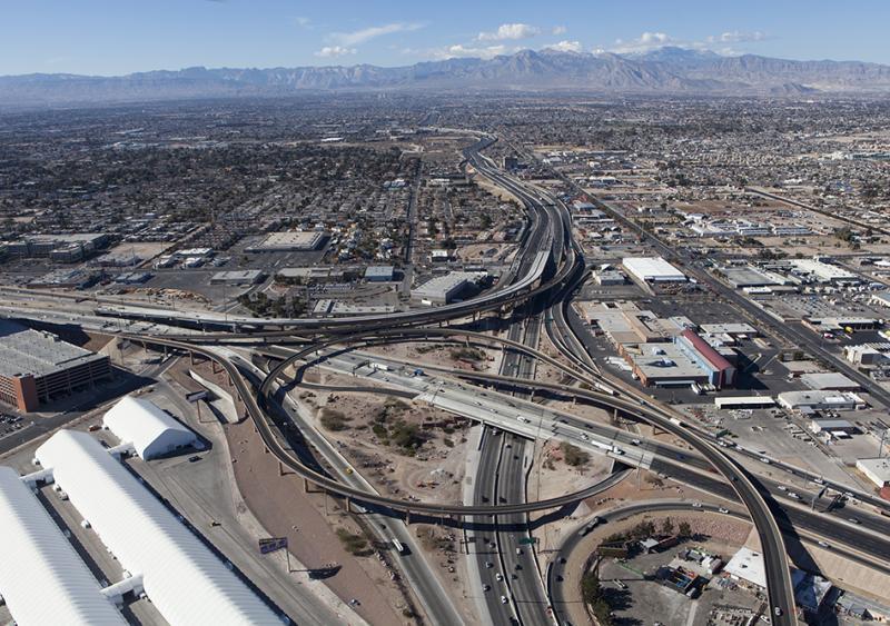 Project Neon Las Vegas