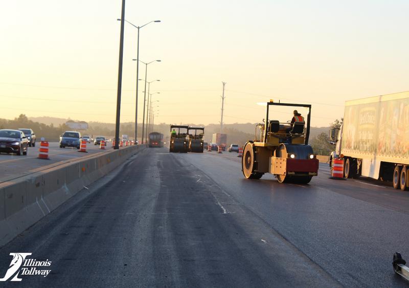 Illinois Tollway Mile Long Bridge