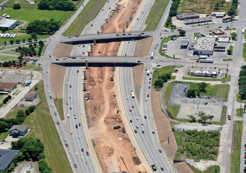 No. 2 - SH 288 Toll Lanes Project
