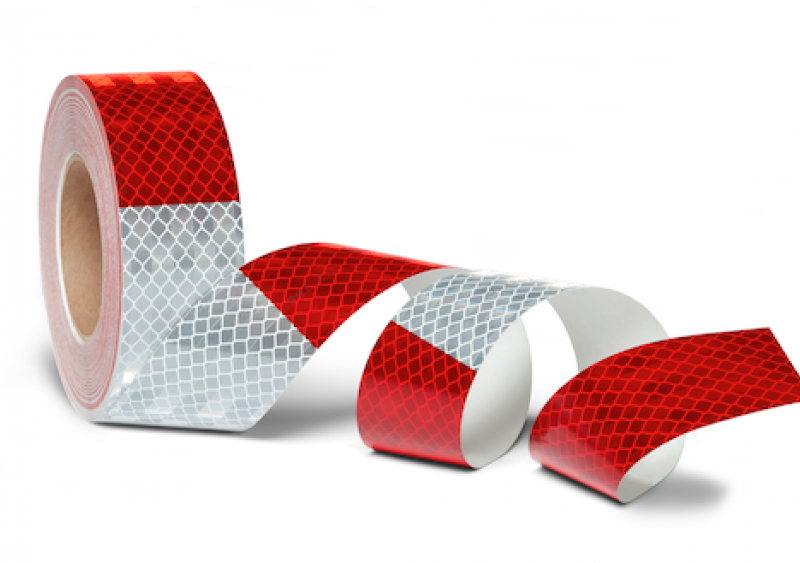 3M Flexible conspicuity tape