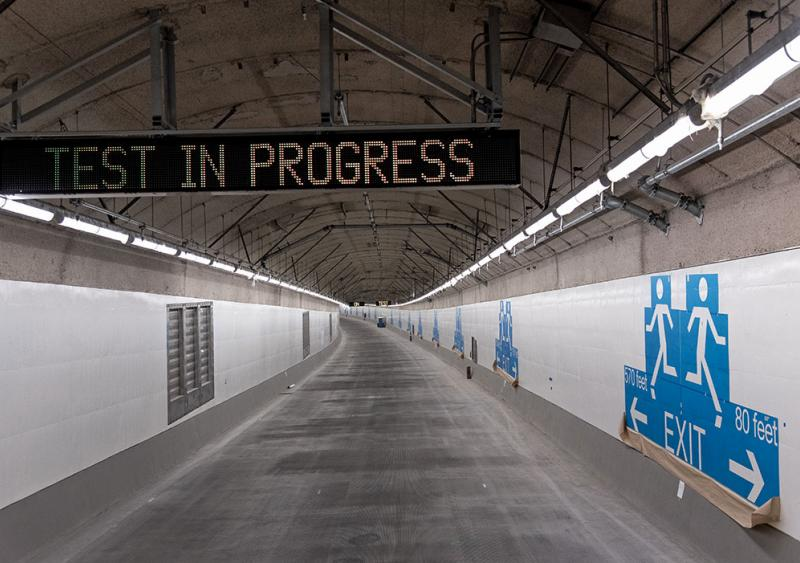 No. 3 - Alaskan Way Viaduct Replacement Tunnel Project