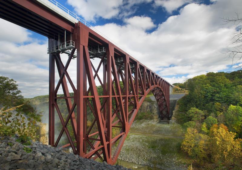 No. 4 - Portageville Railroad Bridge