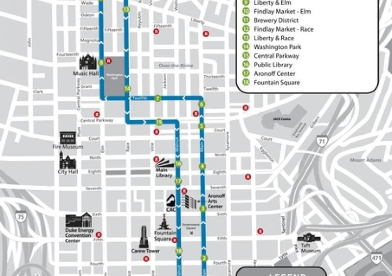 Streetcar popularity in Cincinnati creating static
