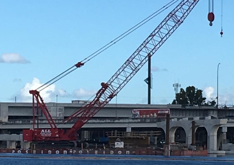 ALL Crane Orlando I-4 project