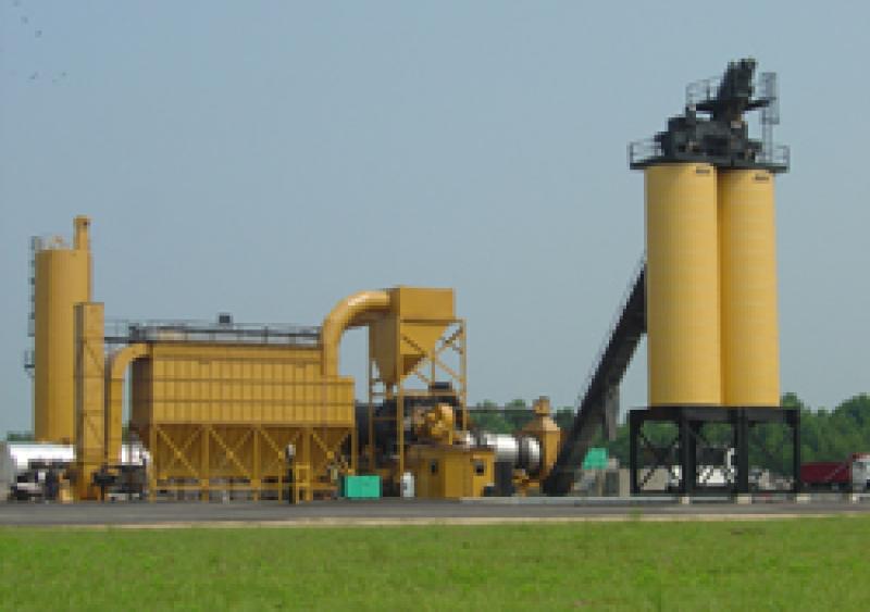 Asphalt Drum Mixers Inc. offers MileMaker Series asphalt plants.