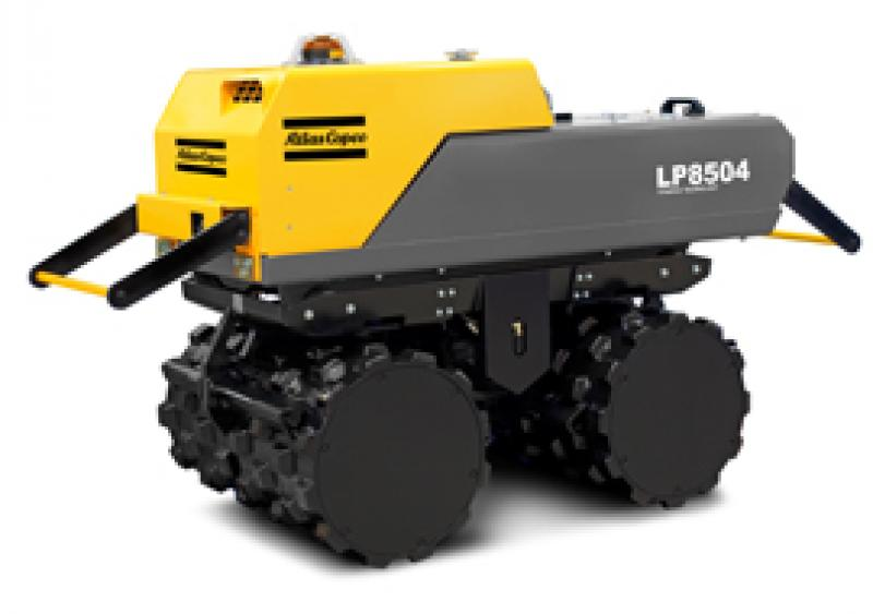 Atlas Copco's newest line of light compaction equipment