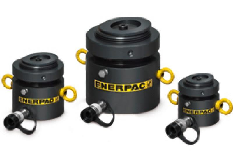 Beerman Low height lock-nut cylinders
