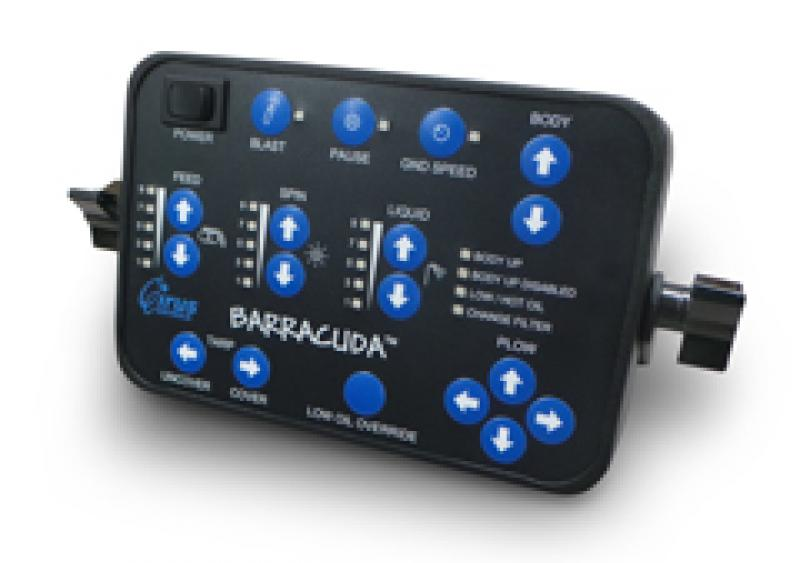 Barracuda electronic control system