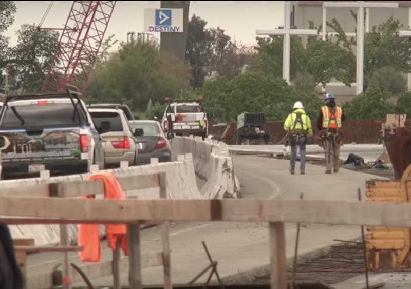 Caltrans work-zone safety initiative