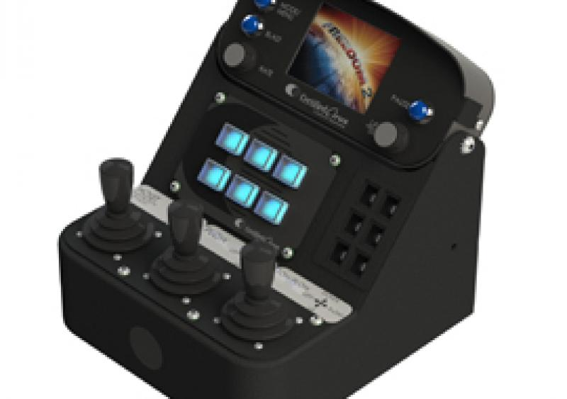The Freedom MDC plow control system from Certified Cirus Control Systems